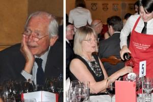 Michael Broadbent & Jancis Robinson, Wine Journalists