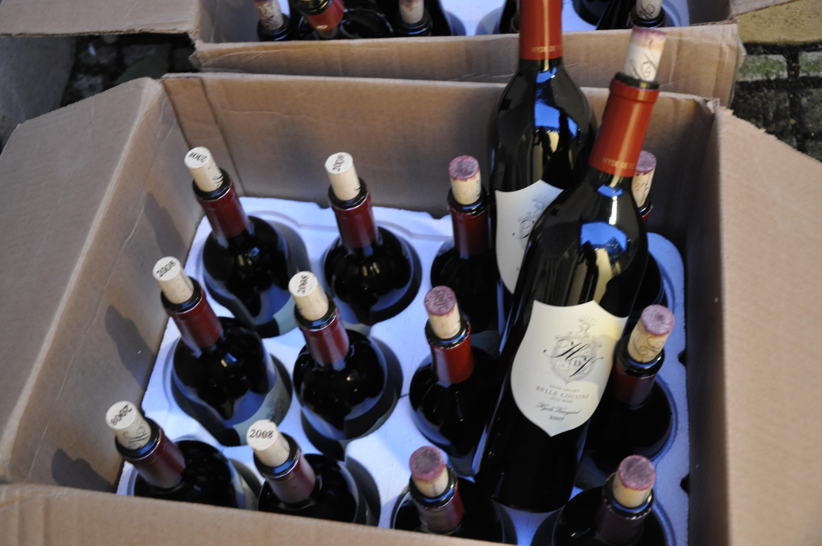 Hyde de Villaine Wines