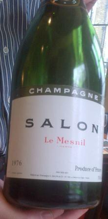 Champagne salon delamotte with didier depond for the imw for 1985 salon champagne