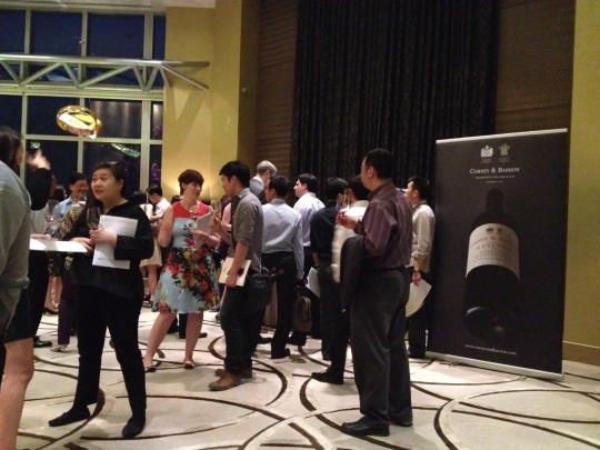 Singapore Annual Tasting (20th March 2013)