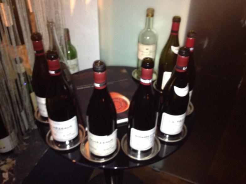 Domaine de la Romanée-Conti Wines