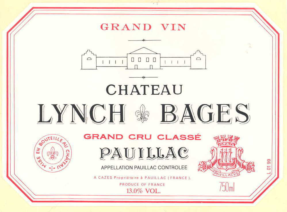 Chateau-Lynch-Bages-label