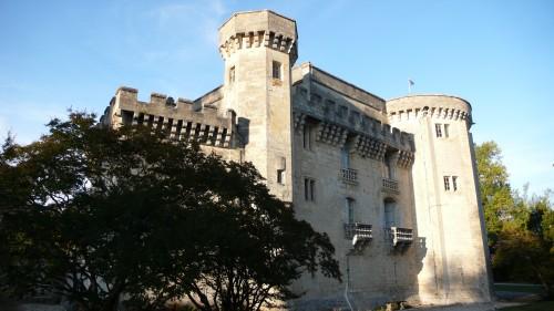 Chateau de Lamarque in Haut-Medoc, home to excellent Cabernet Sauvignon