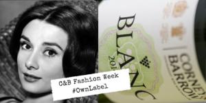 Fashion week Audrey Hepburn