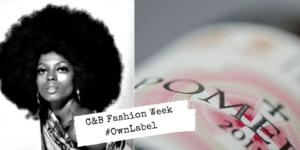 Fashion week Diana Ross and Pomerol