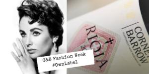 Fashion week Elizabeth Taylor and Rioja