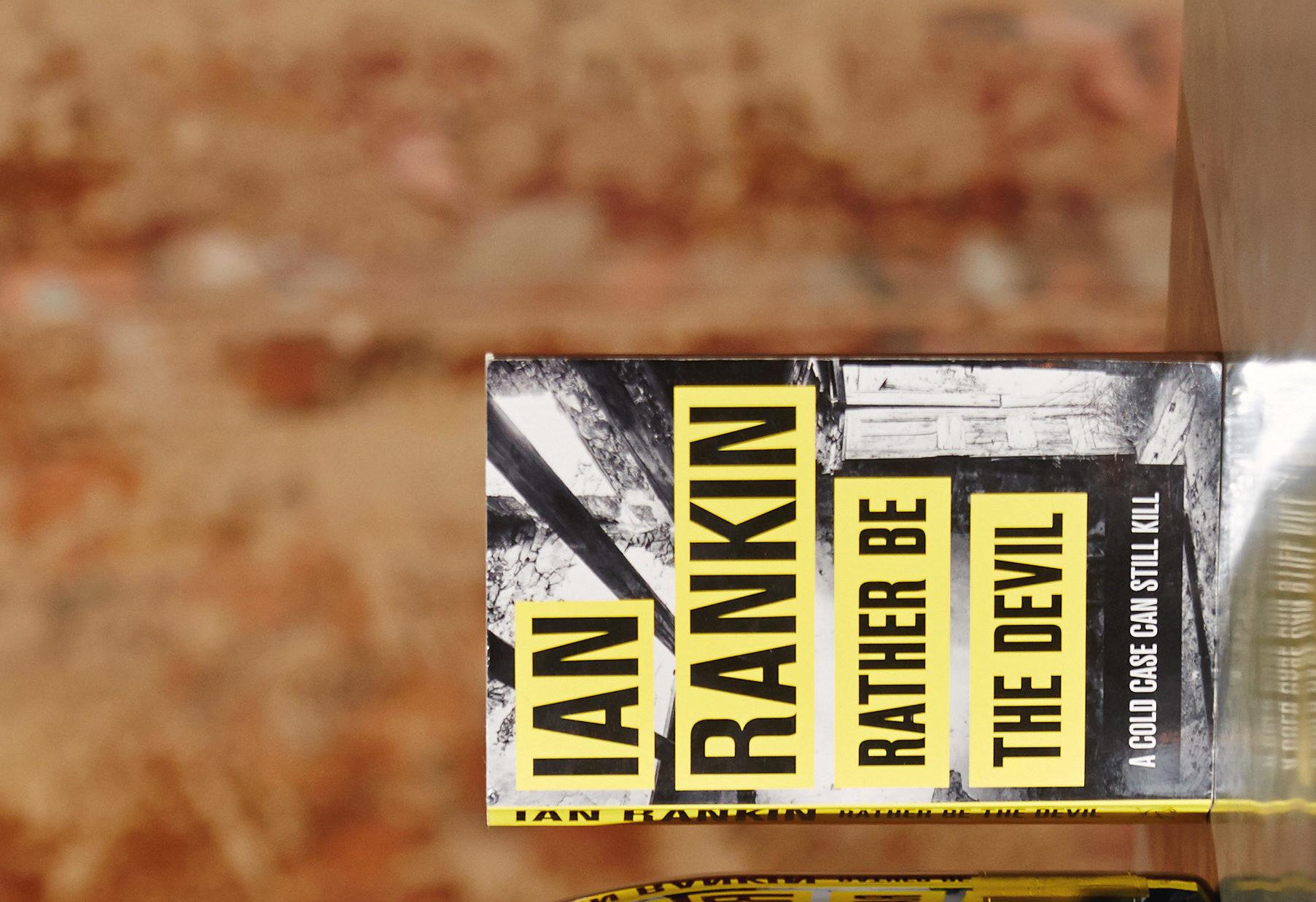 Book & Bottle #NovelPairing: Rather Be The Devil