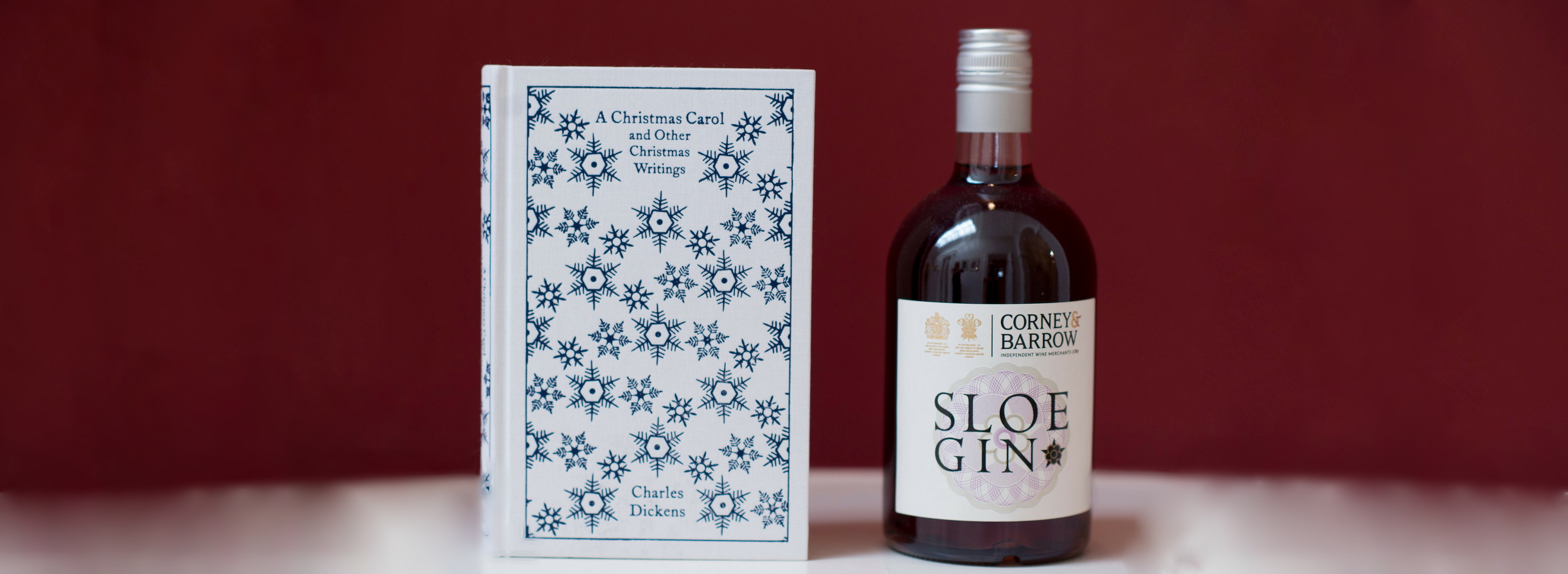 Damian Barr's Seventh #NovelPairing: A taste of Christmas