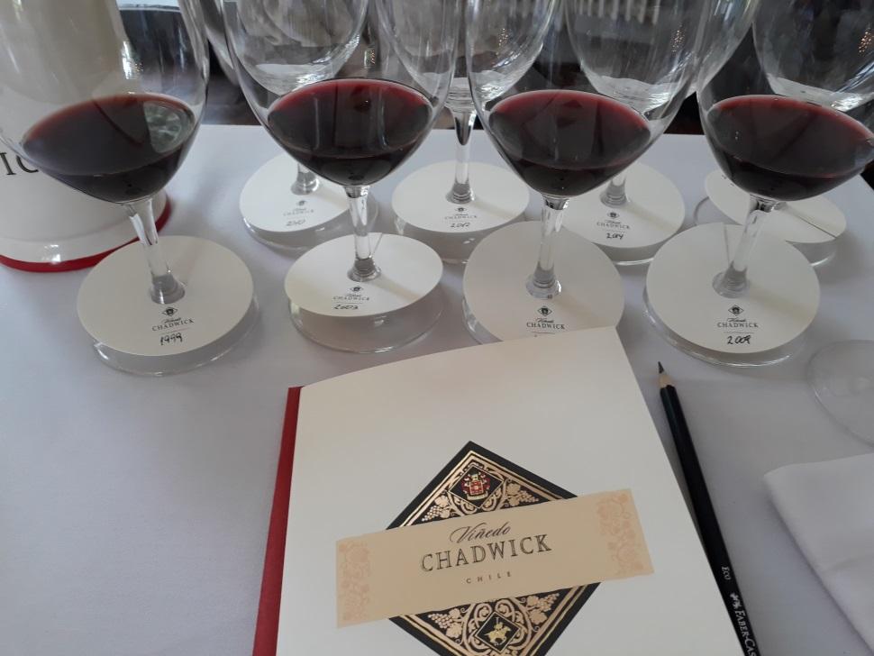 Exploring Chile's fine wine