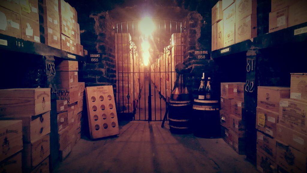 Corney & Barrow Ayr Cellars