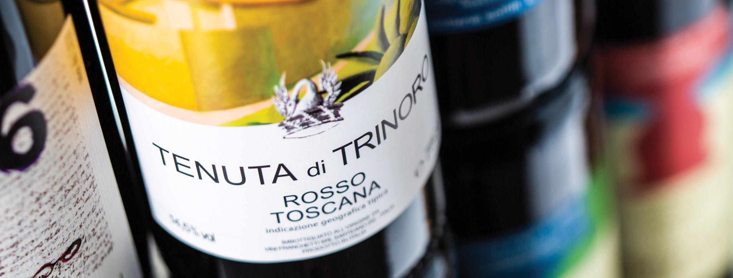 Vini Franchetti: Tuscany & Sicily