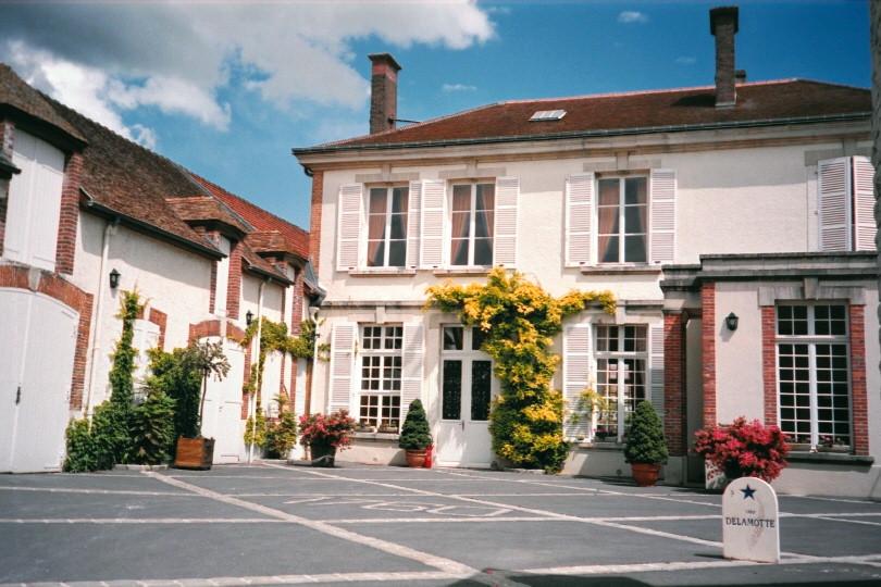 Delamotte House