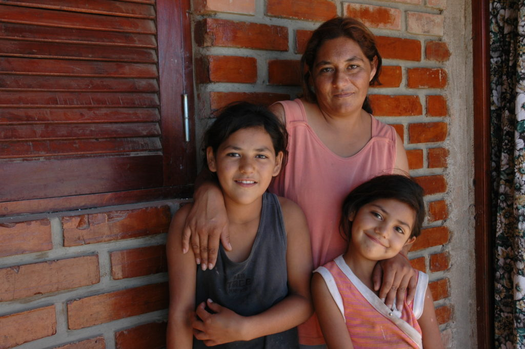 Fairtrade - La Riojana families