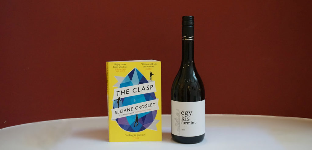 The Clasp Novel Pairing