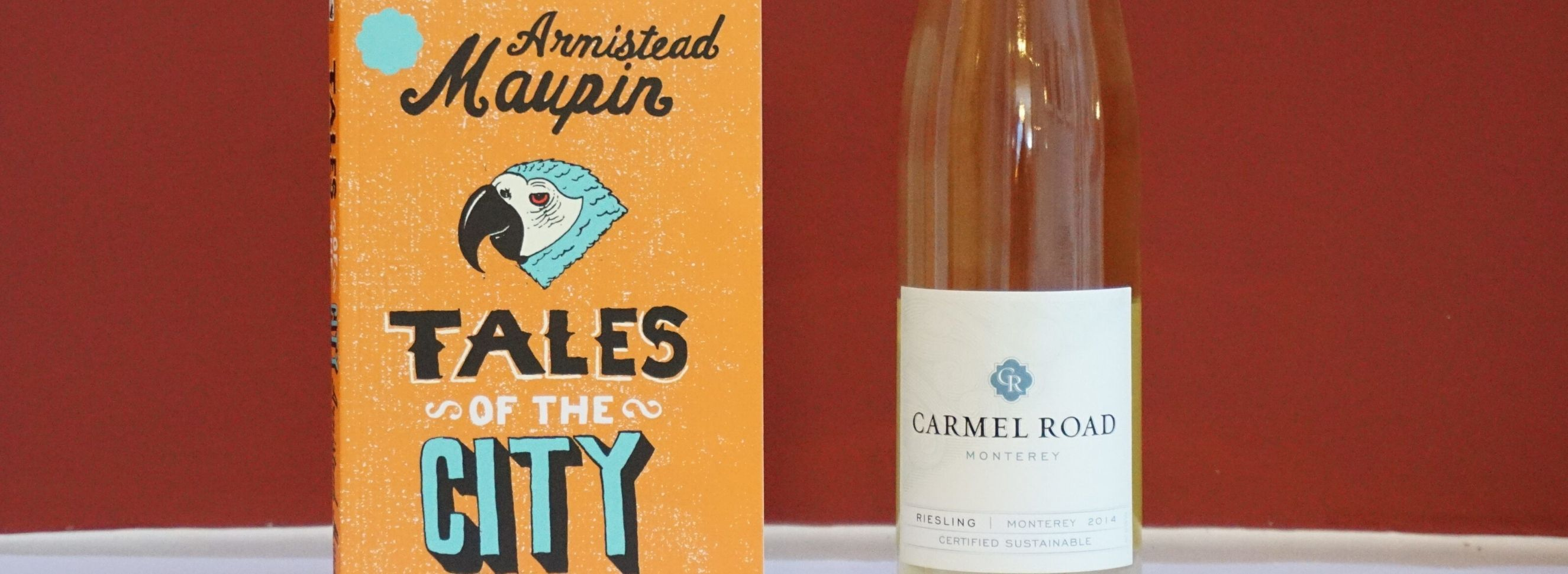 Tales of the City – Riesling Carmel Road 2014